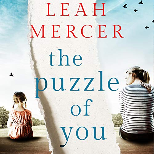 The Puzzle of You audiobook cover art