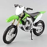 LKHJ Modelo de Moto 1/12 KX450F Dirt Motocross Enduro Bike Scale Motocicleta Juguetes diecast Model Race Car Miniatura Supercross GP