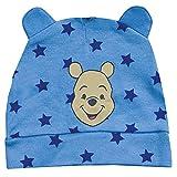 Disney Winnie Puuh Baby Kleinkind Mütze Cap Stern