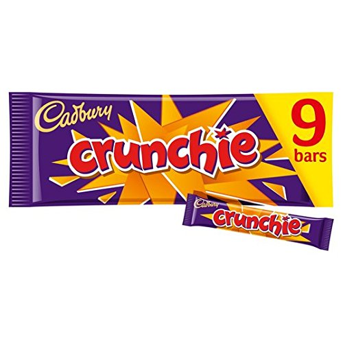 Cadbury Crunchie 9 X 26G