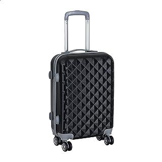 JB Luggage Trolley Bag, Size 20 - Black