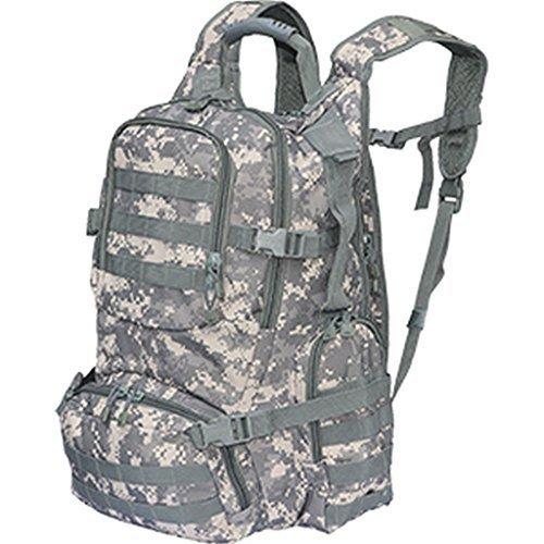 Commando Industries CI Utilisation Sac à Dos spécial SP VI Assault Pack II at Digital Outdoor Sac à Dos de Combat Sac de Sport Sac à Dos à Dos