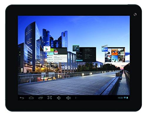 Storex eZee-Tab8D11-S - Tablet con Pantalla táctil de 8' (20,32 cm, 4 GB, Android, 1 Puerto USB 2.0 y 1 Conector Jack), Color Negro