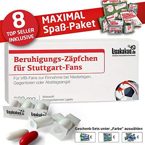 vereins-Fahne ist jetzt das MAXIMAL SPAß Paket für VfB-Fans by Ligakakao.de