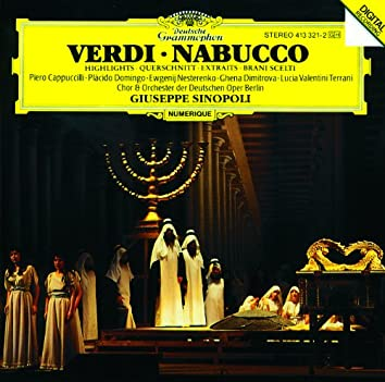 Verdi: Nabucco - Highlights