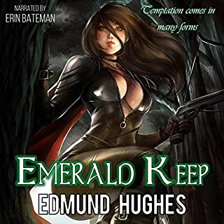 Page de couverture de Emerald Keep