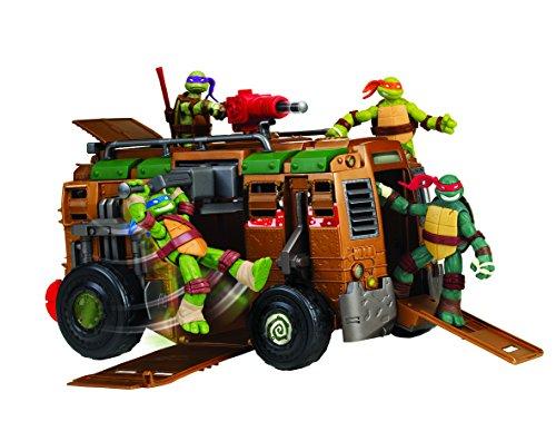Giochi Preziosi TUA41 vehículo de Juguete - Vehículos de Juguete (Multicolor, TNMT, Interior, 3 año(s), Niño, CE)