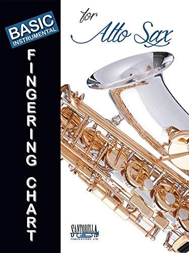 Basic Fingering Chart For Alto Saxophone