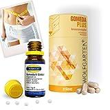 HOMEDA GOMEDA komplett Set • hCG-Diät-Kapseln und Globuli • Globuli und Nahrungsergänzungsmittel inkl. Vitaminen und Mineralstoffen für Deine 21-Tage-Stoffwechselkur und andere...