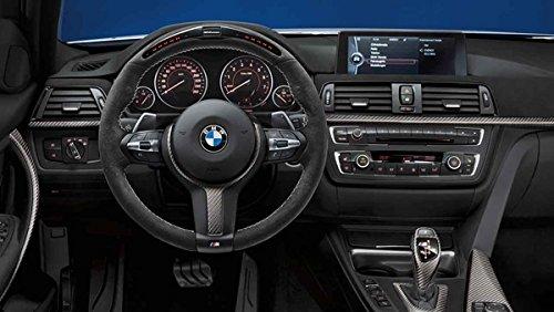BMW Original 3er GT F34 M Performance Lenkrad II Alcantara mit Carbonblende und Race-Display