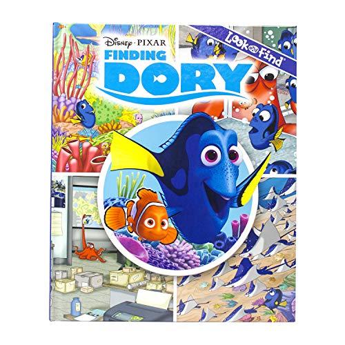 Disney Pixar - Finding Dory Look and Find - PI Kids