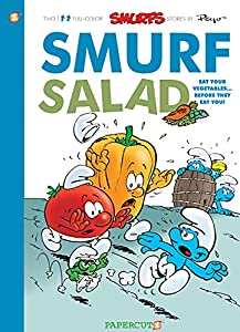 The Smurfs Graphic Novels 26巻 表紙画像