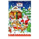 Bringt Kinderaugen zum leuchten 24 Tage ein kleiner Schokoladen Genuss Der Adventskalender enthält 2x kinder Hohlfigur 15g, 7x kinder Bueno Mini, 7x kinder Schokolade Mini und 8x kinder Country Mini