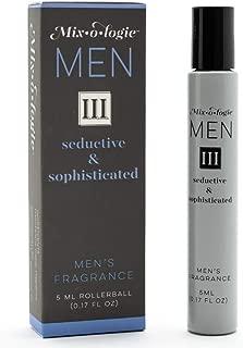 Mixologie for Men - III (Seductive & Sophisticated)