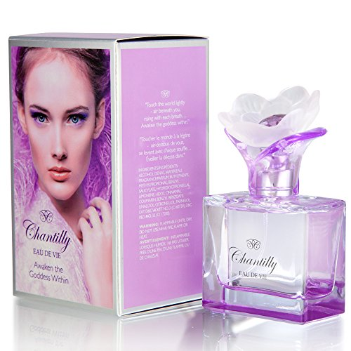 Chantilly Eau De Vie By Dana 1.7 oz Eau De Parfum Spray for Women