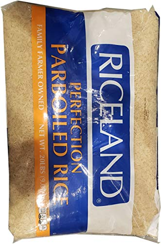 Riceland Perfection Parboiled Rice 20 Lb