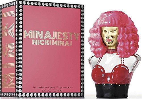 Nicki Minaj Minajesty 100 ml EDP Spray, 1er Pack (1 x 100 ml)