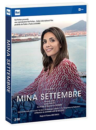 Mina Settembre (3 Dvd)