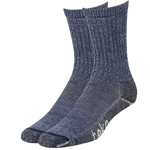 Teko Summit Series Storm Herren-Socken XL Blau - Storm
