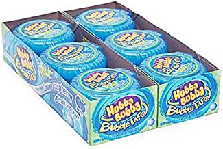 Product Of Hubba Bubba Max, Sour Blue Raspberry, Count 12 (2 oz ) - Gum / Grab Varieties & Flavors