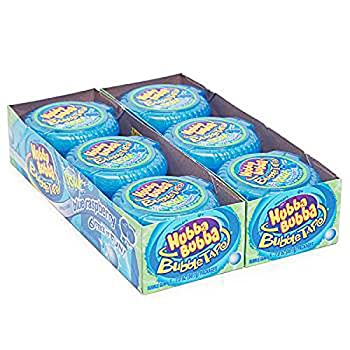 Product Of Hubba Bubba Max Sour Blue Raspberry Count 12  2 oz   - Gum / Grab Varieties & Flavors