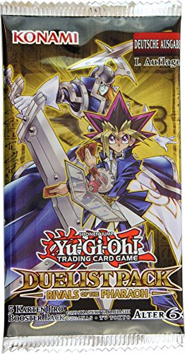 Yu-Gi-Oh! Duelist Pack Rivals of the Pharaoh