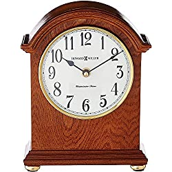 Howard Miller Myra Mantel Clock 635-121 – Oak Yorkshire Wood & Quartz Single Chime Movement