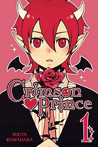 Amazon.com: Crimson Prince Vol. 1 eBook: Kuwahara, Souta, Kuwahara ...
