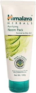 Himalaya Herbals Purifying Neem Pack, 100g