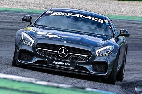 Jochen Schweizer Geschenkgutschein: Mercedes AMG GT-S Renntaxi auf der Nordschleife