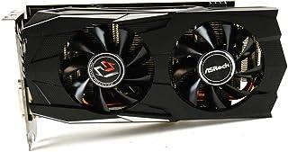 ASRock 90-GA0800-00UANF Radeon RX 570 4GB GDDR5 - Tarjeta gráfica (Radeon RX 570, 4 GB, GDDR5, 256 bit, 7680 x 4320 Pixeles, PCI Express x16 3.0)