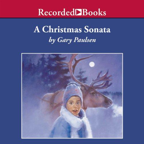 A Christmas Sonata audiobook cover art