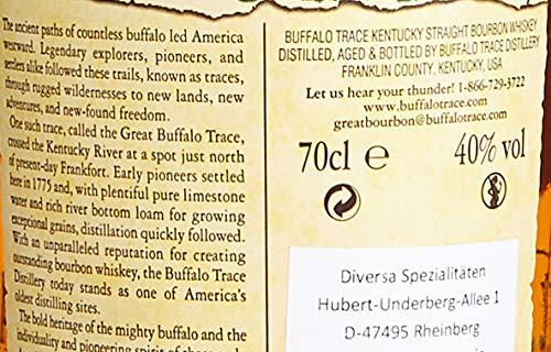 Buffalo Trace Kentucky Bourbon - 4