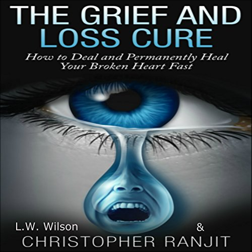 The Grief and Loss Cure audiobook cover art