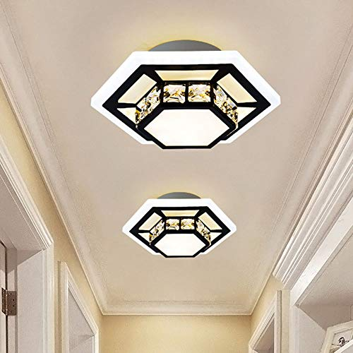 YANG1MN Gateway solo individual techo Hall balcón pasillo casa LED lámpara de luz