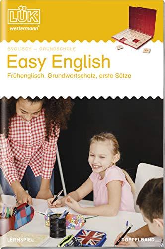 LÜK-Übungshefte / Fremdsprachen: LÜK: Easy English Doppelband: Übungen in Frühenglisch, Grundwortschatz, erste Sätze