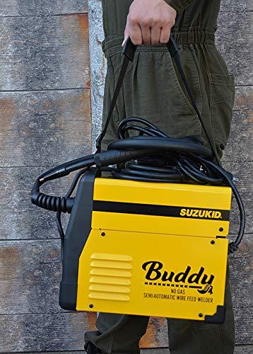 スター電器製造(SUZUKID)【ネット限定モデル】インバータノンガス半自動溶接機BuddySBD-80