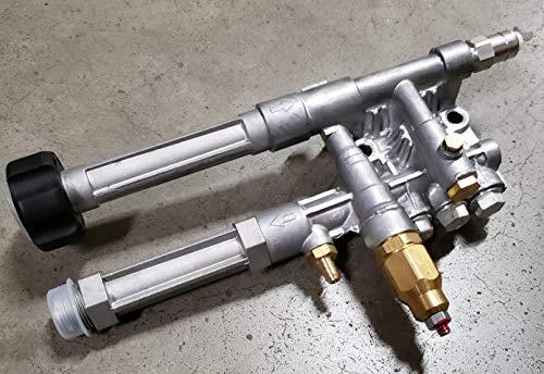 AR ANNOVI REVERBERI AR43061 Replacement Head, for AR Pump RMW Aluminum...