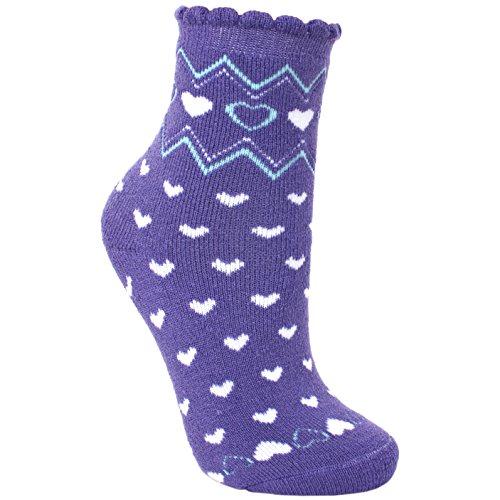 Trespass Kinder Socken Twitcher (26-30EU / 9-12UK) (Violett)