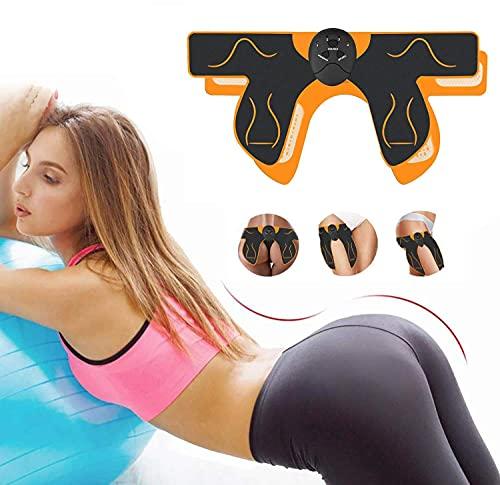 CHENAN EMS Hips Electroestimulador Muscular,Electroestimulador Gluteos,EMS Gluteos Estimulador de Glúteos Herramientas Nalgas HipTrainer para la Cadera, Shape and Fix The Buttocks