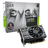 EVGA GeForce GTX 1050 Ti Gaming, 4GB GDDR5, DX12 OSD Support (PXOC) Graphics Card 04G-P4-6251-KR (Renewed)