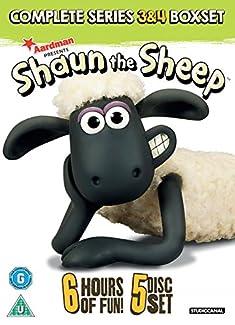Shaun The Sheep - Complete Series 3&4 Boxset