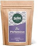 [page_title]-Pfefferminze Bio Grobschnitt 100g - Pfefferminztee - Mentha × piperita - abgefüllt und kontrolliert in Deutschland (DE-ÖKO-005)