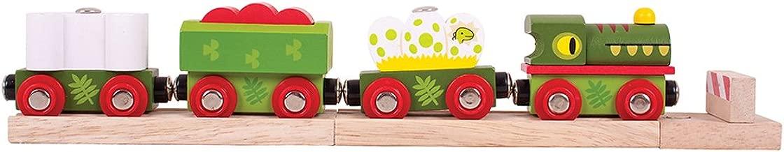 Bigjigs Dinosaur Train, Multicolour