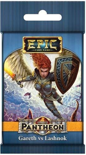 Epic Card Game Expansion: Pantheon - Gareth Vs. Lashnok