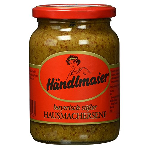 Händlmaier Hausmachersenf Süß, 335 ml