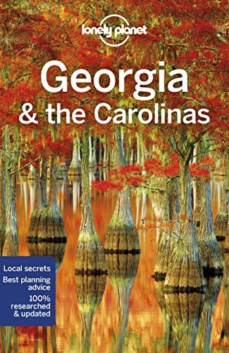 Lonely Planet Georgia the Carolinas Regional Guide product image