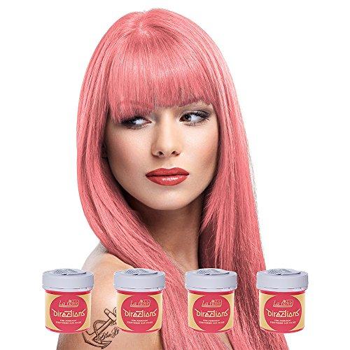 Directions Haartönung pastel pink SET 4 x 88ml