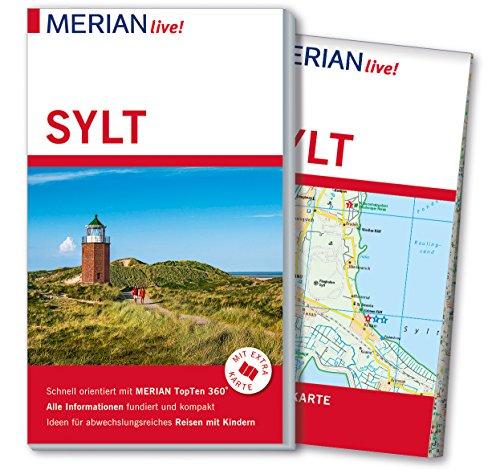 MERIAN live! Reiseführer Sylt: Mit Extra-Karte zum Herausnehmen