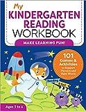 My Kindergarten Reading Workbook: 101 Games and...